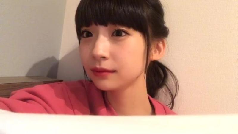 181002 Showroom NGT48 Team NIII Ogino Yuka 2134