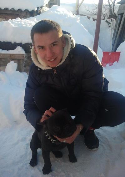 Кирилл Сычёв, 15 февраля , Красноярск, id29185852