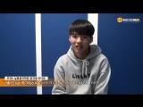 [ENG SUBS] D-CRUNCH Hyunwoo pre-debut interview