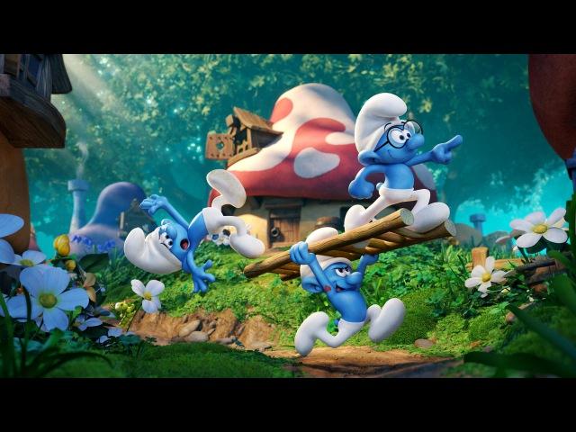 Смурфики: Затерянная деревня / Smurfs: The Lost Village (2017) (Озвученный трейлер)