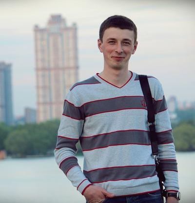 Михаил Родькин, 21 апреля , Москва, id118284849