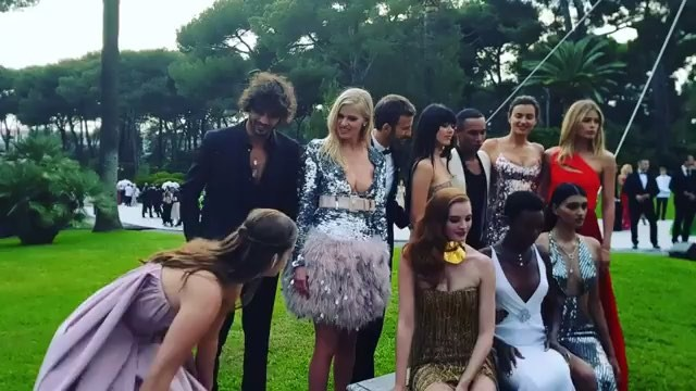 "🏄 Marlon Teixeira 🇧🇷 on Instagram: "" 🇫🇷 @amfar Gala. 🙏 Cannes Film Festival 2017. @hotelducapedenroc 🙌⚡️✌️ With most beautiful womens and amazin..."
