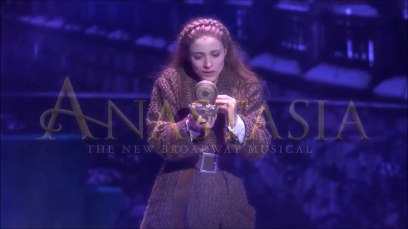 ANASTASIA ON BROADWAY ONCE UPON A DECEMBER