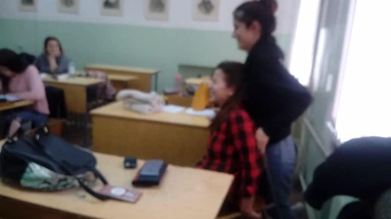 Повесть о том как поссорились Наталья Гумеровна и Хатия Борисовна за место под солнцем