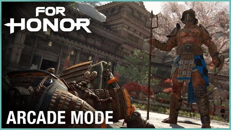 В For Honor появится новый PvE-режим