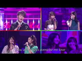 First Love - Takahashi Ai + Shimazu Aya + Karen + BENI + AKB48 (Minegishi Minami)