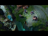 Summoner's Rift Visual Update 2014 Analysis and Comparison (New vs Old) - League of Legends