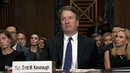 Kavanaugh, in Response to Sen. Klobuchar, Says He Doesn't Have a Drinking Problem