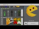 Скинпак Insane 1D для Minecraft Bedrock 1.5