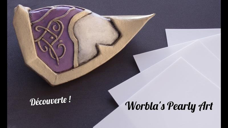 Worblas Pearly Art Tutoriel Jaina Proudmoore