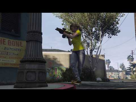 ► Дуэль с Killer Grief'ом | Grand Theft Auto ONLINE ᴴᴰ (60 FPS)