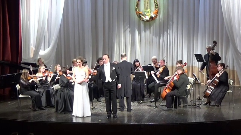 Mozart, Duet Là ci darem la mano (Don Giovanni), Aliona Smirnova, Aleksandr Martynov