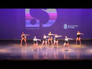 Show de Ye Mambo Txikis en Burgosalsón 2014