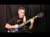Soul Eyes, Mal Waldron, John Coltrane - solo fingerstyle jazz guitar, Jake Reichbart