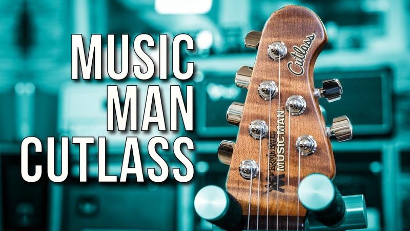 It's NOT a Strat! It's a Music Man CUTLASS