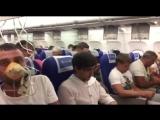 Разгерметизация в салоне самолёта Челябинск-Анталия. Видео из самолёта