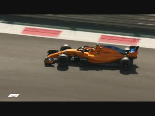F1 2019 First Look Drivers In New Cars And New Overalls In Abu Dhabi