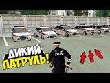 ДИКИЙ ПАТРУЛЬ ОТ ГВР! - Amazing RP 06 #31