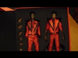 Michael Jackson THRILLER FIGURE UNBOXING - Brand New MJ Collectables - Hot Toys