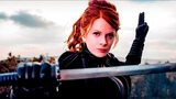Into the Badlands - The Widow Minerva (Emily Beecham) Season 3 scenes.