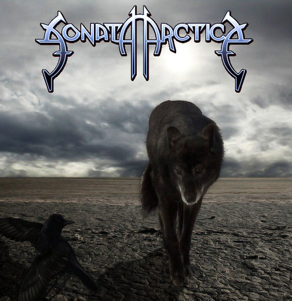 Sonata arctica – wolf and raven