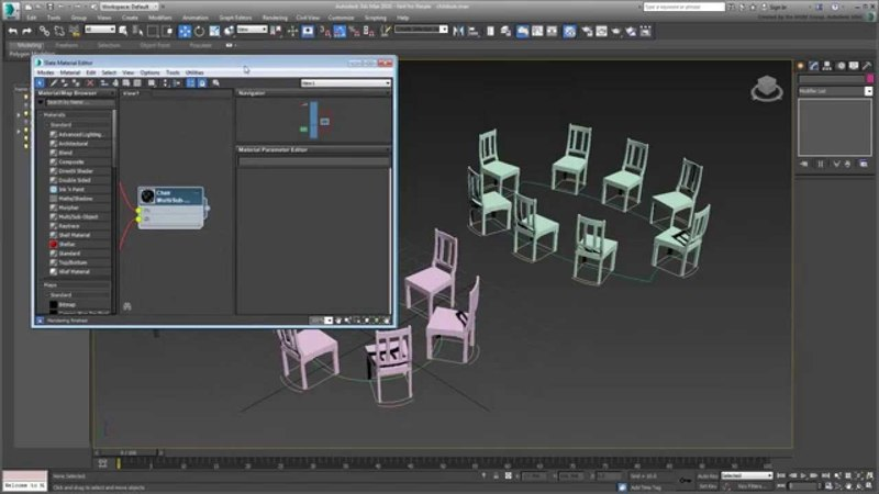 3ds Max - MCG - Object Creation