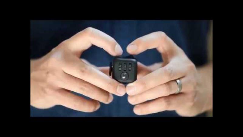 Fidget cube - антистресс - Фиджет куб