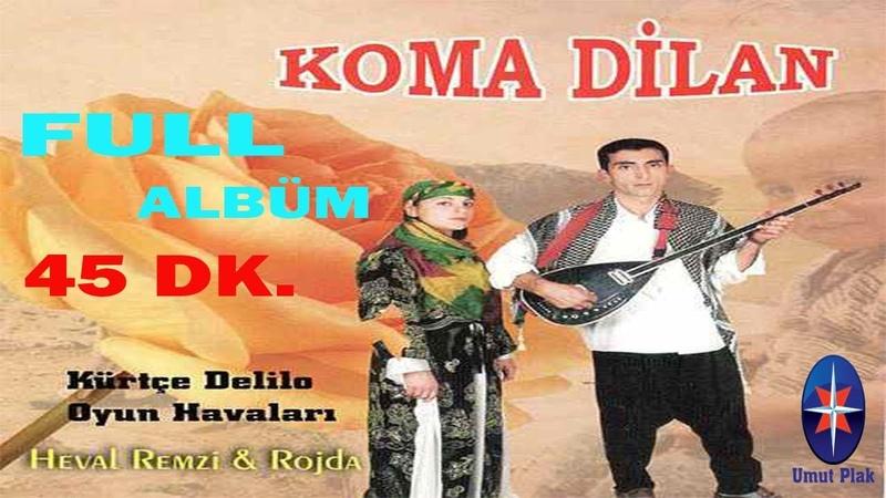 Karışık Kürtçe Halay Delilo Oyun Havaları - Kürtçe Düğün Gowend Heval Remzi Rojda