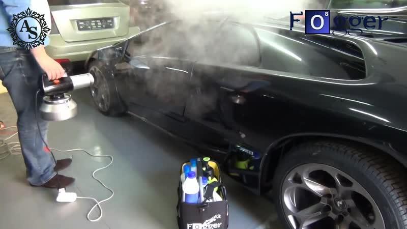 Услуги дезодорации устранение запахов по технологии Сухой туман