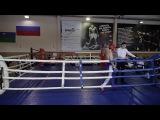Кикбоксинг в Сургуте 02 апреля 2017 года Бой 26