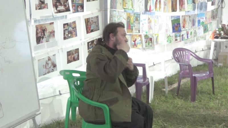 Встречи с психологом иереем Валентином Марковым на «Княжьем береге»!