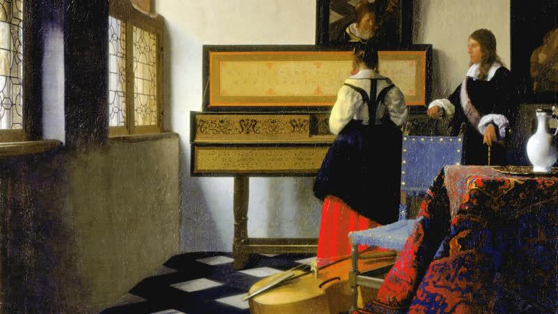 Вермеер Тима / Tim's Vermeer (2013) (документальный, история искусства) HD 720 (перевод)