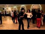 Carlos & Ariel Shumer Bachata Social Dance at Mr. Mambo's 50/50 Salsa Bachata Party