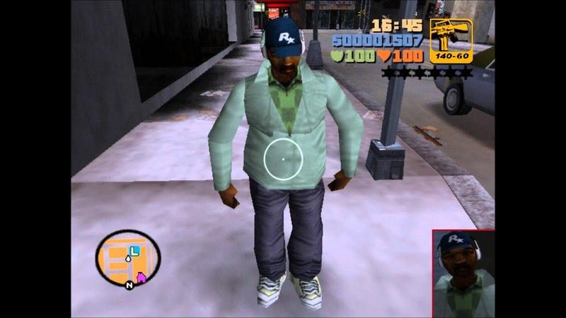 GTA III Pedestrian's Headphone Sound Effect