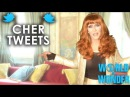 Cher Tweets with Chad Michaels - Twizzlers, GayStraight Universes, and Nips Slips