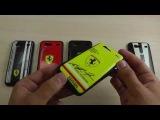 Силиконовый Чехол-Накладка для Samsung Galaxy S Advance GT-i9070 (серия Sport Auto)