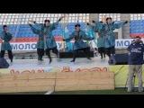 2013 парни Байкала танцуют калмыцкий танец - Ночь Ехора