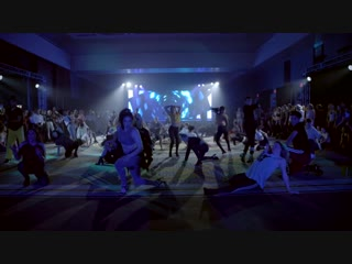 Disco - Lovin Is Really My Game ¦ The Main Event ¦ Brian Friedman Experience ft The Entourag