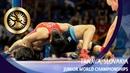 GOLD WW - 57 kg: A. SAWA (JPN) v. Q. ZHANG (CHN)