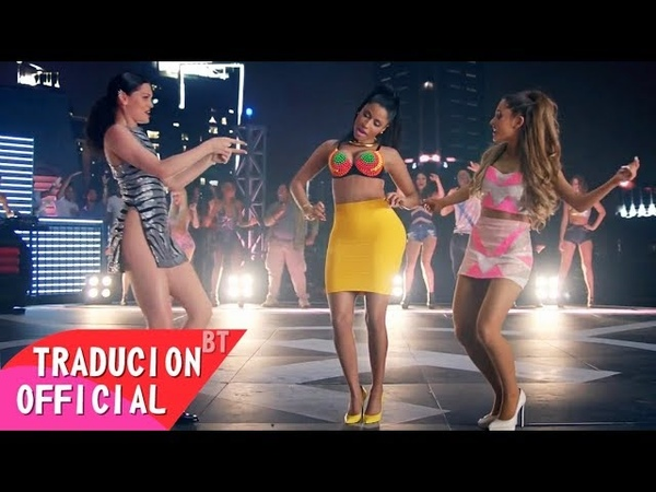 Jessie J - Bang Bang ft. Ariana Grande, Nicki Minaj (Lyrics Español) Video Official
