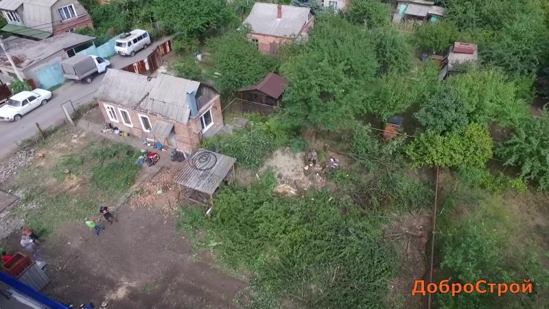 Чистка участка под строительство нового дома