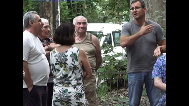 Одесситы назвали встречу с депутатом А. Иваницким продуктивной и позитивной