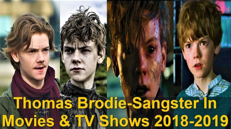 Evolution of Thomas Brodie-Sangster in Movies | TV Shows | 2018-2019 | HD Clips