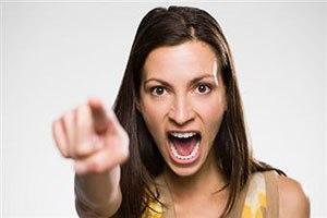 эмоции, гнев, раздражение, управление стрессом, обида, стерва, как соблазнить девушку