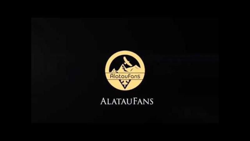 Эксклюзивное интервью для АлатауФанс. Кахабер Цхададзе