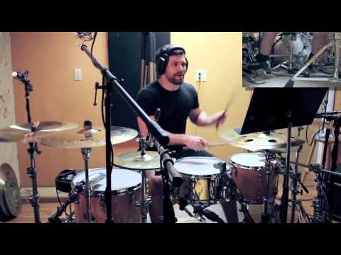Travis Orbin - Steve Vai Cover/Interpretation