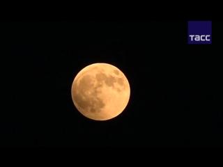 Самое долгое лунное затмение  XXI века