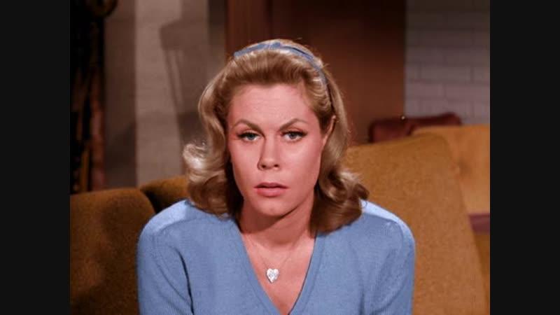 Моя жена меня приворожила\Bewitched (1964-1971) - 01 сезон 35 серия