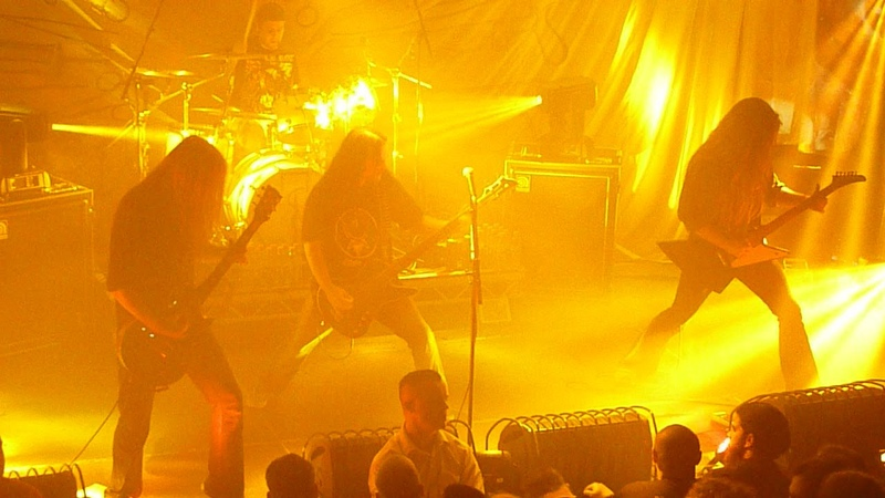 Carcass - Genital Grinder Pyosisified Exhume to Consume , The Academy, Dublin Ireland, Sept 2014
