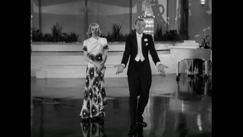 Ginger Rogers sings They All Laughed at Christopher Columbus) Фред Астер и Джинджер Роджерс в Х/Ф Давайте потанцуем (1937)